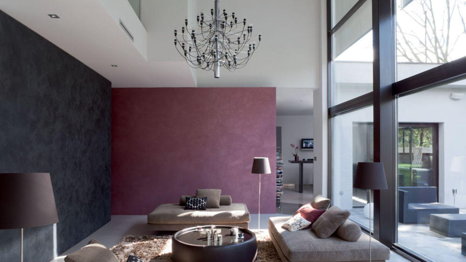 organisation décoration maison peinture papier peint