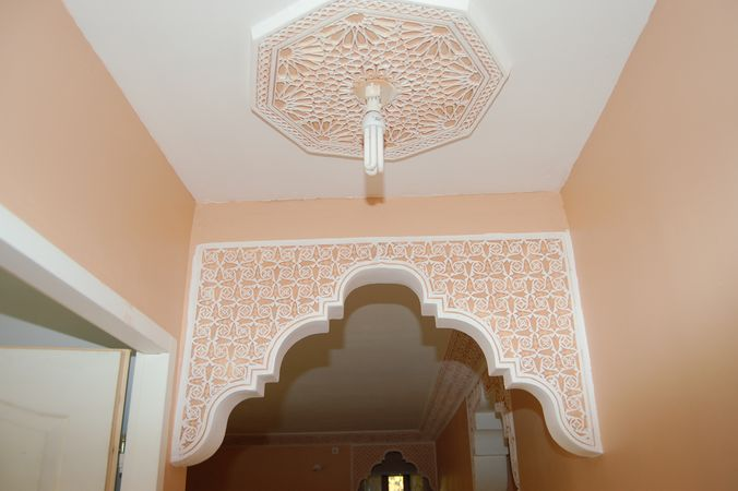 Décoration maison platre