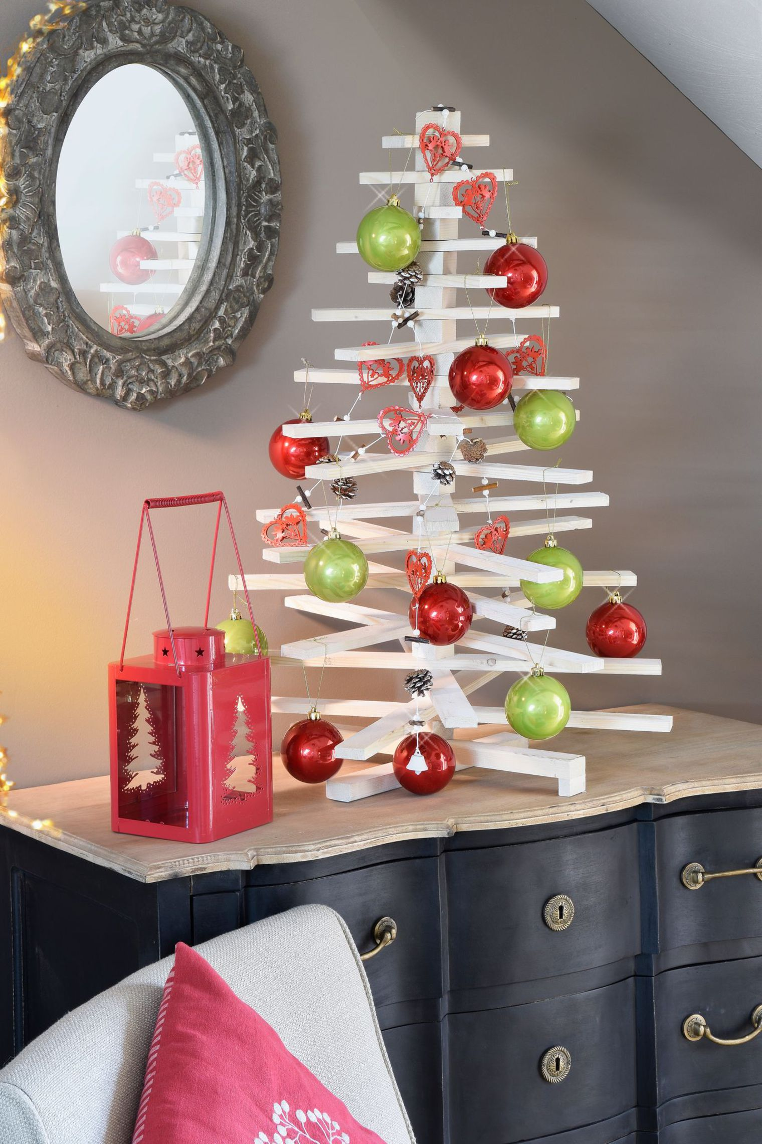 idée décoration noel petit appartement