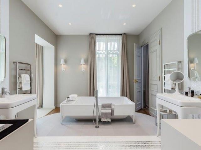 Décoration salle de bain 2017
