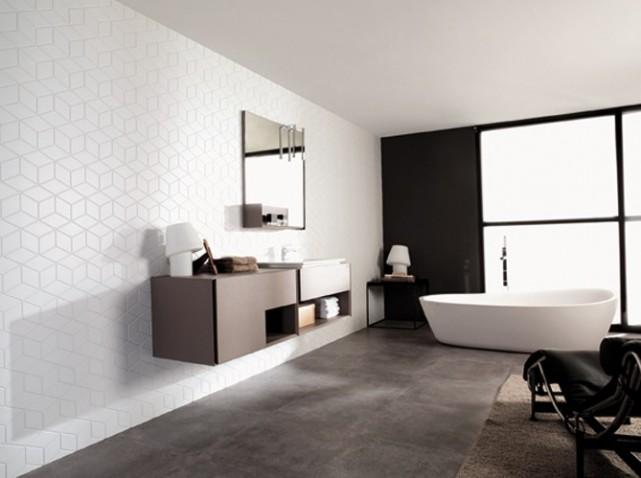 photo décoration salle de bain 2017