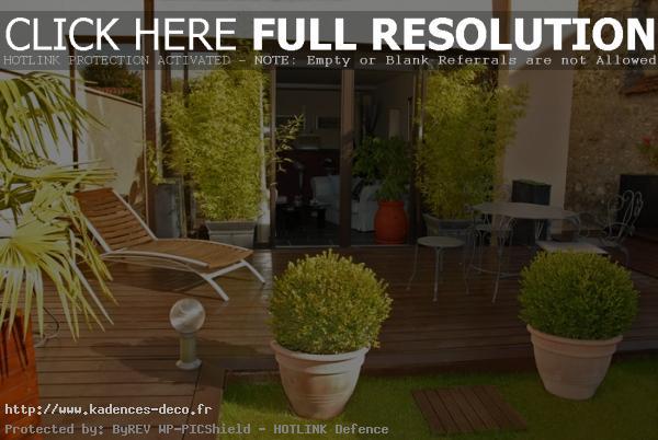 idée décoration terrasse de maison
