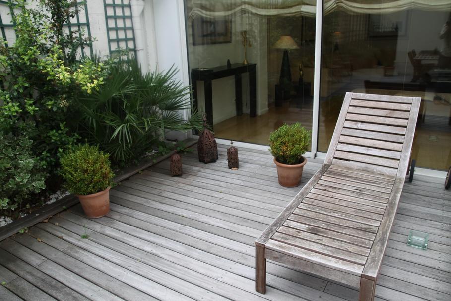 agencement décoration terrasse de maison